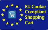 eu cookie compliant shopping cart