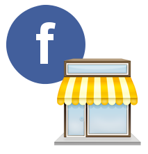 Facebook Website Store App