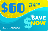 sell eVoucher gift voucher codes