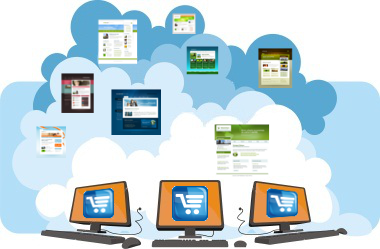 Ecommerce Cloud Computing